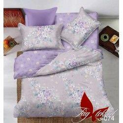 Комплект постельного белья с компаньоном S074