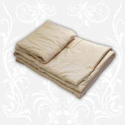 Комплект шерсть (ковдра + подушка) 90х120