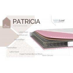 Ортопедичний матрац Patricia / Патриція The Home Matroluxe