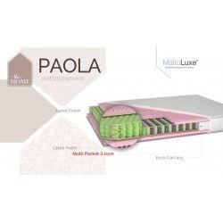 Ортопедичний матрац Paola / Паола The Home Matroluxe