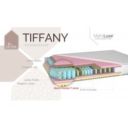Ортопедичний матрац Tiffany / Тіфані The Home Matroluxe