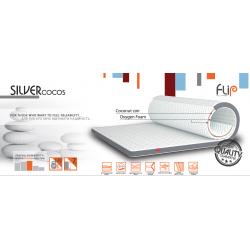 Міні-матрац Flip Silver Cocos