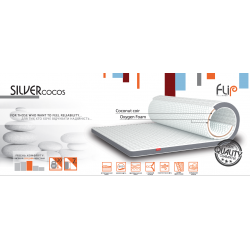 Мини-матрас Flip Silver Cocos