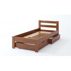 Дерев'яне ліжко Альпіна
