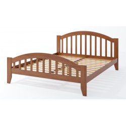 Дерев'яне ліжко Меліса
