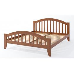 Деревянная кровать Мелиса