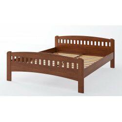 Деревянная кровать Розалия