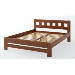 Дерев'яне ліжко Сакура