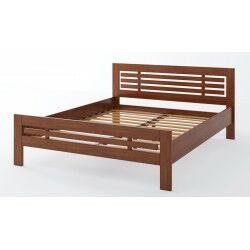 Деревянная кровать Фрезія