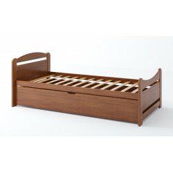 Дерев'яне ліжко Лінарія