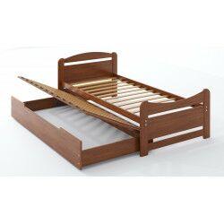 Дерев'яне ліжко трансформер Авена