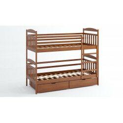 Деревянная Двухъярусная кровать Алтея