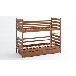 Деревянная Двухъярусная кровать Ларікс