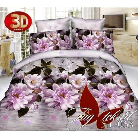 Комплект постельного белья 3D HL063