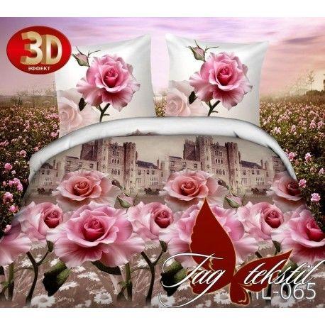 Комплект постельного белья 3D HL065