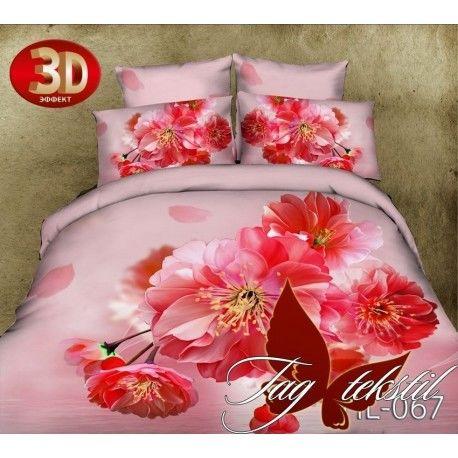 Комплект постельного белья 3D HL067