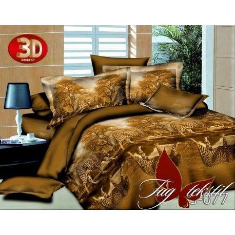 Комплект постельного белья 3D TG077