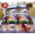 Постельное белье 3D TG082