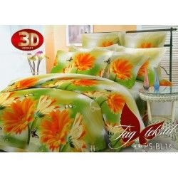 Комплект постельного белья 3D PS-BL16