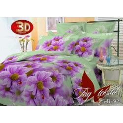 Комплект постельного белья 3D PS-BL92