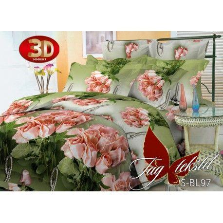 Комплект постельного белья 3D PS-BL97
