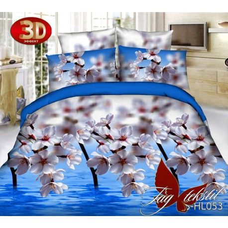 Комплект постельного белья 3D PS-HL053