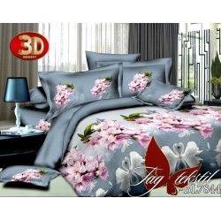 Комплект постельного белья 3D PS-BL7844