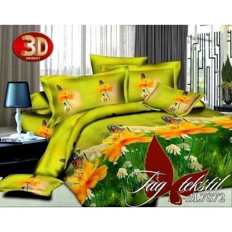 Комплект постельного белья 3D PS-BL7872