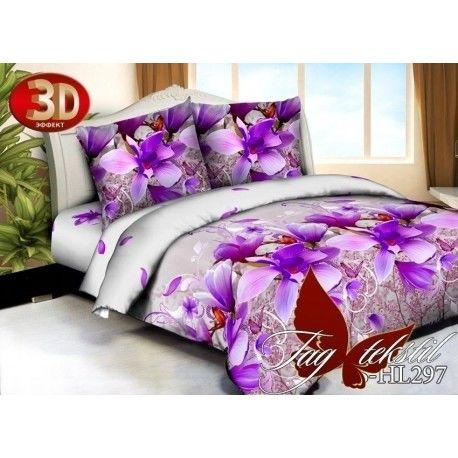 Комплект постельного белья 3D PS-HL297