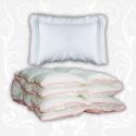Детские комплекты одеяло + подушка
